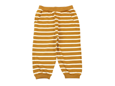 Noa Noa Miniature bukser sudan brown stripe